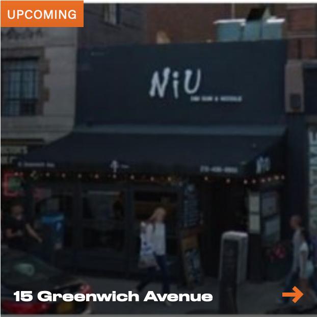 15 Greenwich Avenue - New LPC Application - Screen Shot