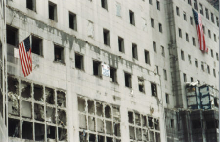 Blown Out Windows at 200 Vesey Street