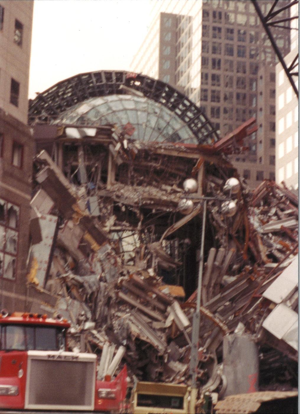 Brookfield Place aka 3 World Trade Center