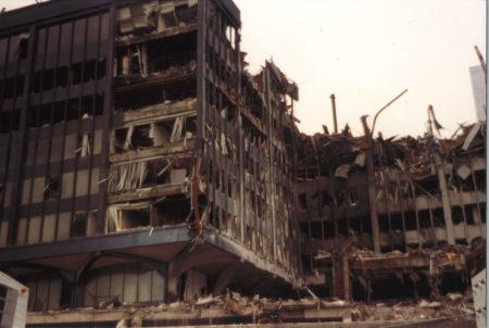 Damaged 4, 5, or 6 WTC