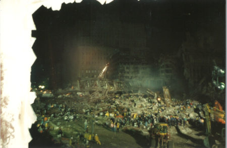 Ground Zero from 200 Vesey St