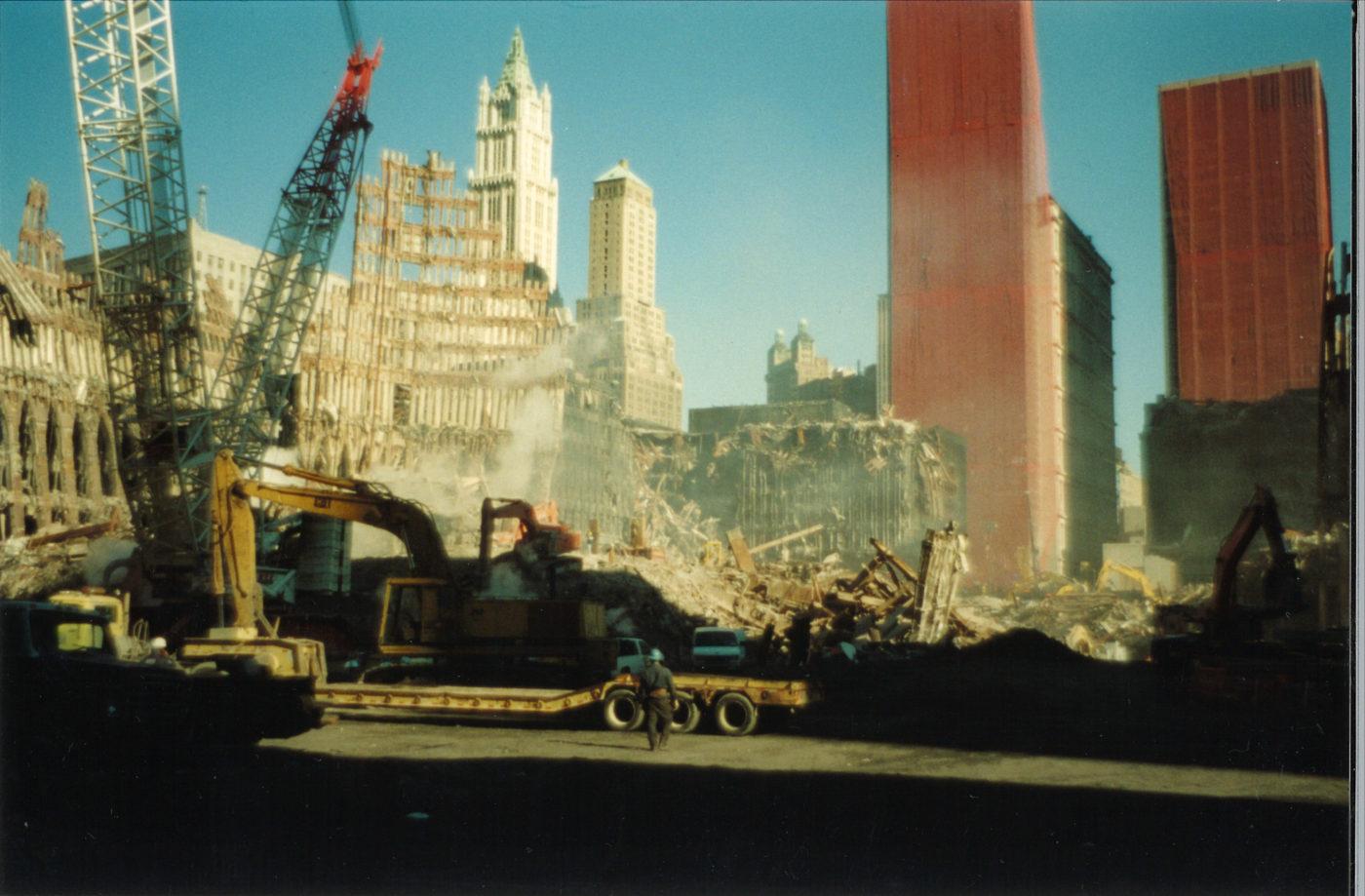 Sun over Ground Zero