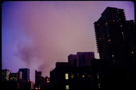 Dawn Sky After 9/11
