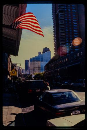 Rays of Sunlight Shine on the American Flag.jpg