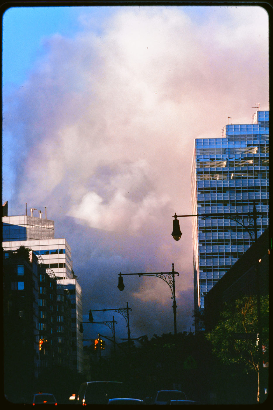Sky Full of Smoke Ahead as Greenwich Street is Covered by a Shadow.jpg