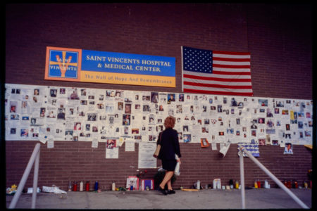 The Wall of Hope and Remembrance at St. Vincent_s Hospital, View From the Steps.jpg