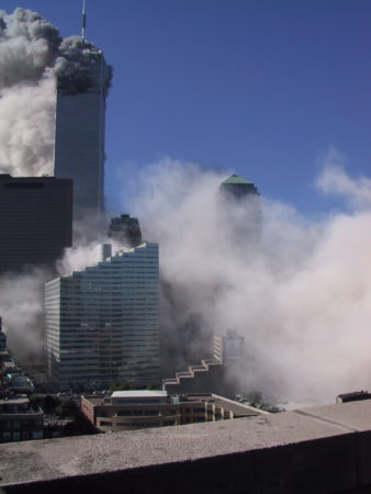 Looking South at Smoke Pouring Over the West Side.JPG