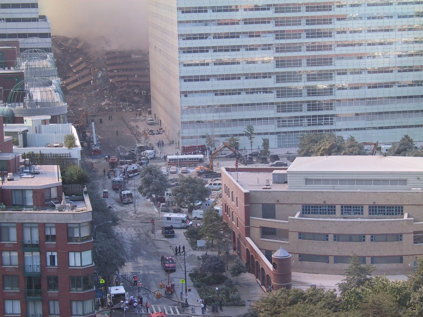 WTC7 as seen From 335 Greenwich Street .JPG