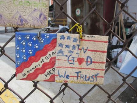 In Memory of Git Ar... - In God We Trust 09_07_2011.JPG
