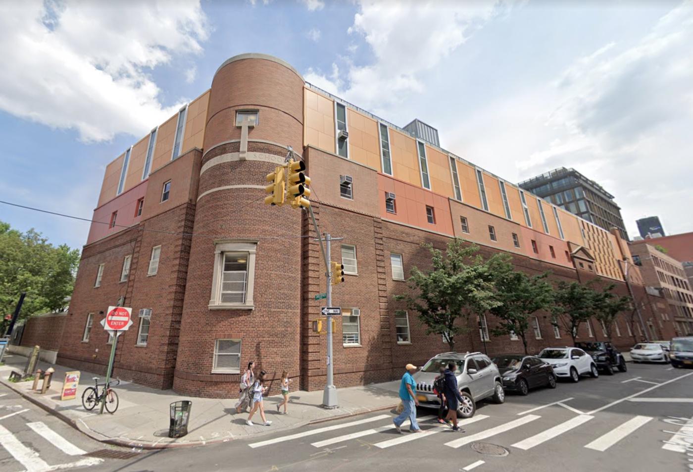 657 Greenwich Street, St. Luke's School