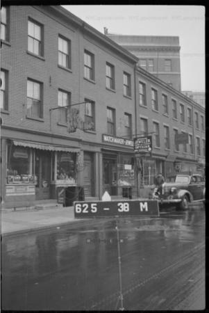 21, 23, 25, 27 8th Avenue 9 (l. to r.) Tax Photo 1940