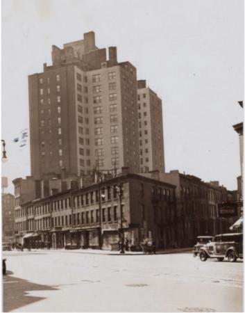 23 8th Avenue, 1929-1933