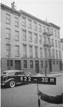 391 Bleecker St, 1940s Tax Photo
