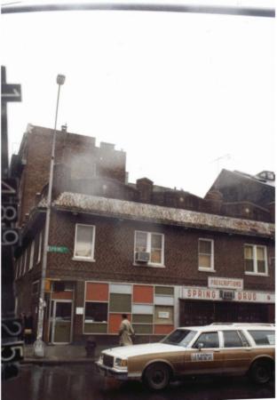 182 Spring Street, 1980s