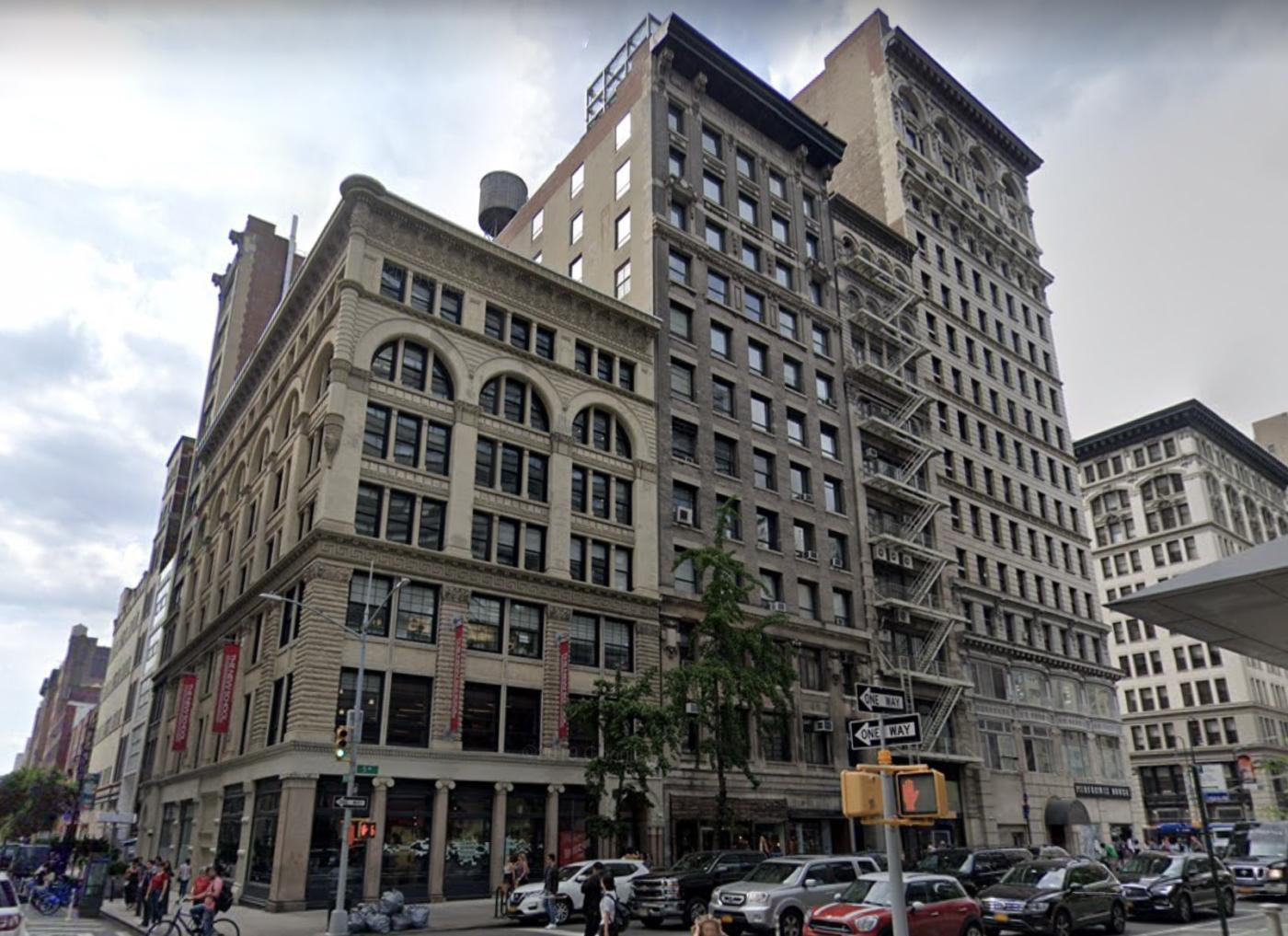 72, 74-76, 78, 80 Fifth Avenue