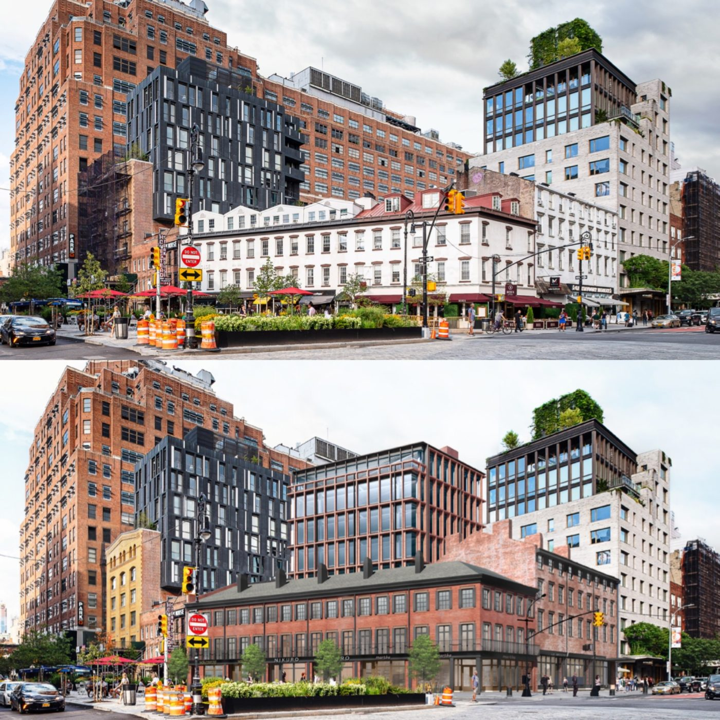 Proposal for 44-54 Ninth Avenue/351-55 West 14th Street