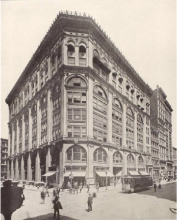 Cable Building, 1910