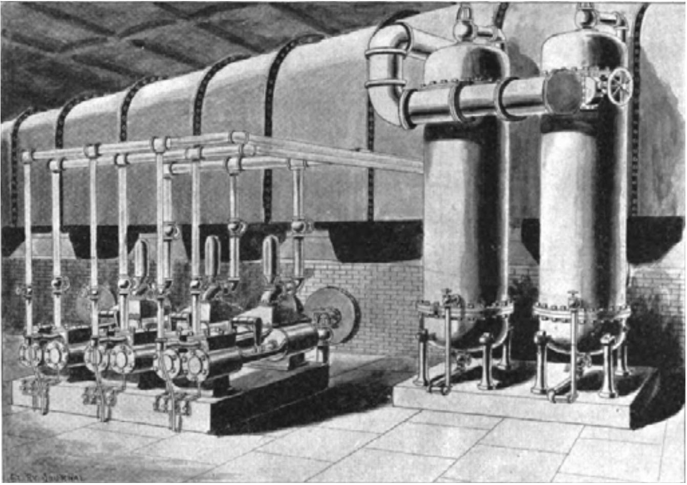 Furnace, 1893