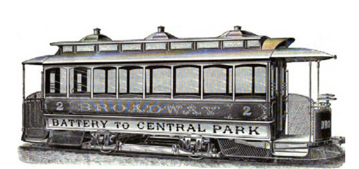 Cable Car, 1893