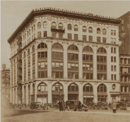 Cable Building, 1932-34