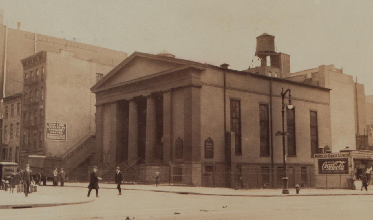 Spring Street Presbyterian Church 1927